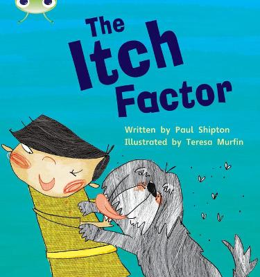 Bug Club Phonics Set 27 The Itch Factor
