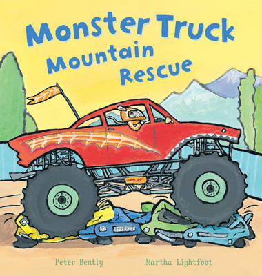 Monster Truck Mountain Rescue!