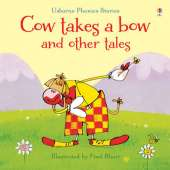 Phonics Cow Takes a Bow and Other Tales