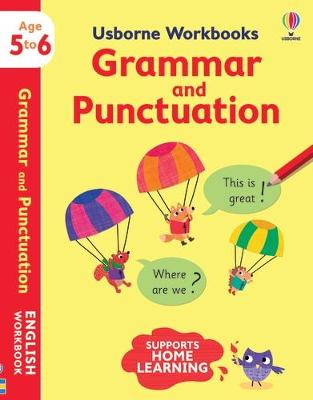Usborne Workbooks Grammar and Punctuation 5-6