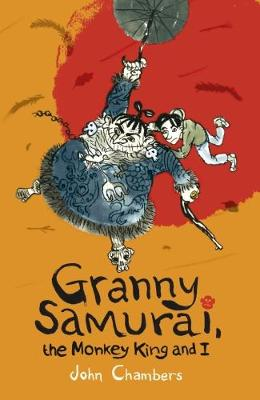 Granny Samurai, the Monkey King and I