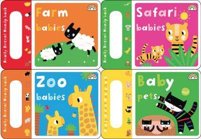 Handy Books - Early Learning Fun 4 Pack