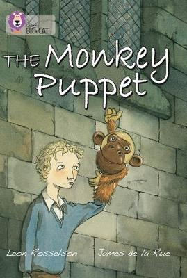 The Monkey Puppet: Band 16/Sapphire