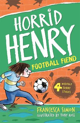 Football Fiend: Book 14