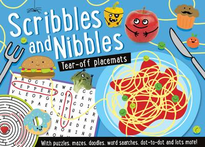 Scribbles and Nibbles for Boys