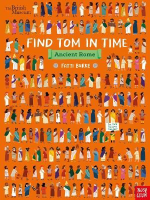 British Museum: Find Tom in Time, Ancient Rome