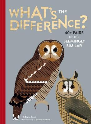 What's the Difference?: 40+ Pairs of the Seemingly Similar