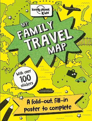 My Family Travel Map