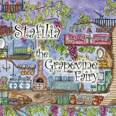 Stafilia the Grapevine Fairy