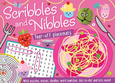 Scribbles and Nibbles for Girls