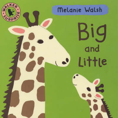 Big And Little Board Book