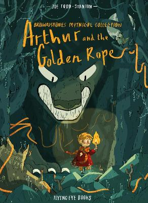 Brownstone's Mythical Collection: Arthur & the Golden Rope