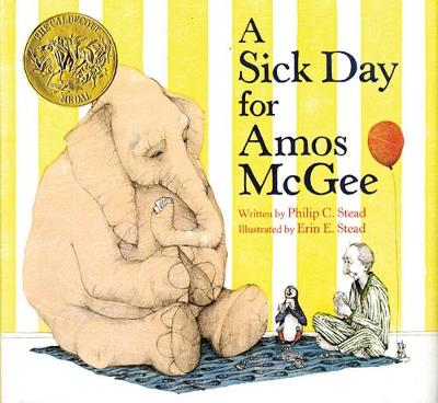 A Sick Day for Amos McGee: 10th Anniversary Edition (Special edition)