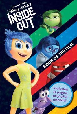 Disney Pixar Inside Out Book of the Film: Includes 8 pages of joyful photos!