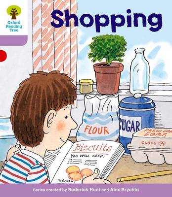 Oxford Reading Tree: Level 1+: More Patterned Stories: Shopping