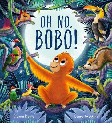 Oh No, Bobo!: A sweet story with a gentle message about personal space