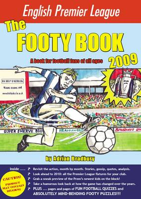 English Premier League: The Footy Book