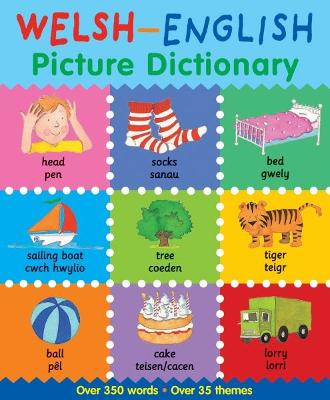 Welsh-English Picture Dictionary