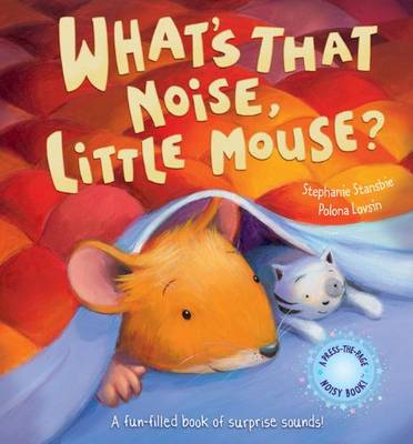 What's That Noise Little Mouse?