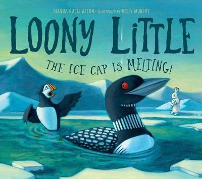 Loony Little: The Ice Cap Is Melting
