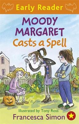 Horrid Henry Early Reader: Moody Margaret Casts a Spell: Book 18