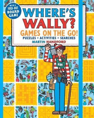 Where's Wally? Games on the Go! Puzzles, Activities & Searches