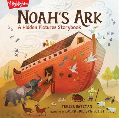 Noah's Ark: A Hidden Pictures Storybook