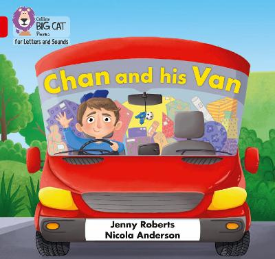 Chan and his Van: Band 02a/Red a