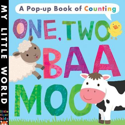 One, Two, Baa, Moo: A pop-up book of counting