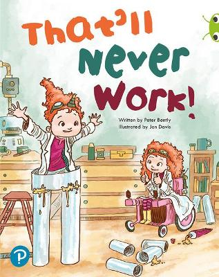 Bug Club Shared Reading: That'll Never Work! (Reception)