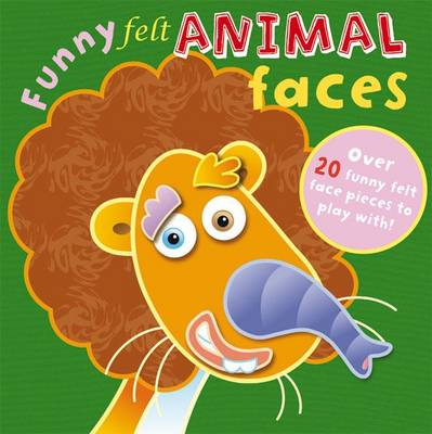 Funny Felt Animal Faces