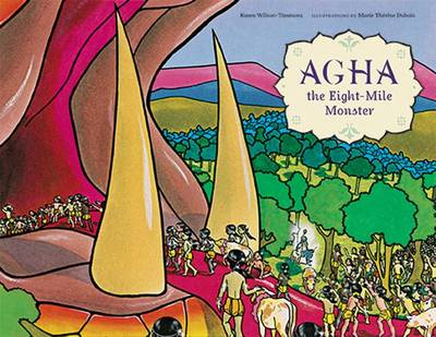Agha the Eight-Mile Monster