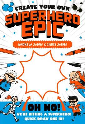 Create Your Own Superhero Epic