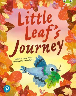 Bug Club Shared Reading: Little Leaf's Journey (Reception)