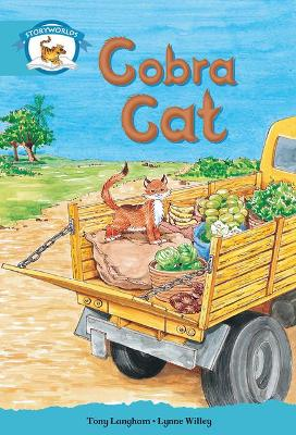 Literacy Edition Storyworlds Stage 9, Animal World, Cobra Cat
