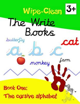 The Write Books: The Cursive Alphabet