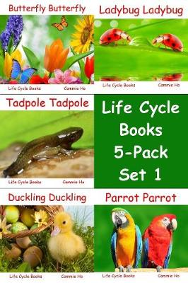 Life Cycle Books 5-Pack Set 1
