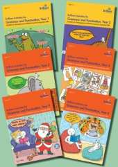 Brilliant Activities for Grammar and Punctuation for Primary Schools series pack: Activities for Developing and Reinforcing Key Language Skills