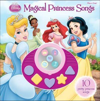 Disney Princess: Magical Princess Songs, Magical Mirror