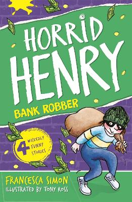 Bank Robber: Book 17