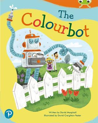 Bug Club Shared Reading: The Colourbot (Reception)