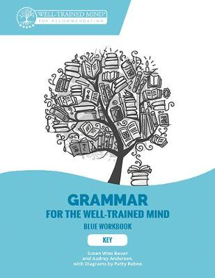 Key to Blue Workbook: A Complete Course for Young Writers, Aspiring Rhetoricians, and Anyone Else Who Needs to Understand How English Works