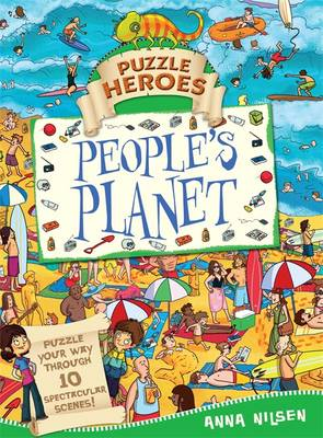 Puzzle Heroes: People's Planet