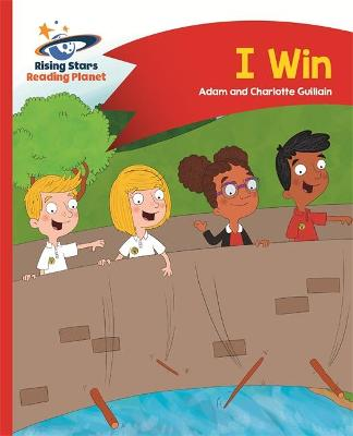 Reading Planet - I Win - Red A: Comet Street Kids