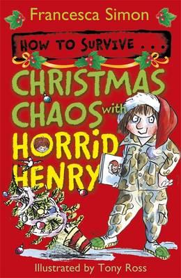 Book Reviews for Horrid Henry's Jolly Joke Book By Francesca