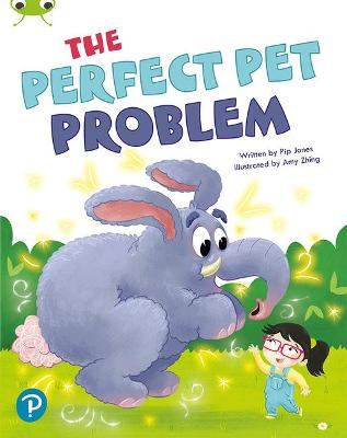 Bug Club Shared Reading: The Perfect Pet Problem (Reception)