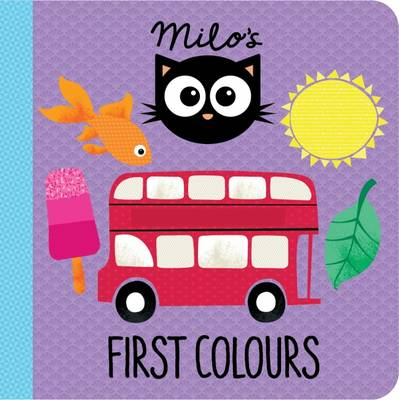 Milo's First Colours