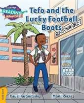 Tefo and the Lucky Football Boots Gold Band