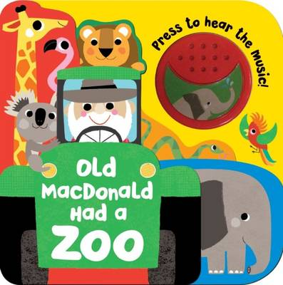 Board Book and Sound Old Macdonald Had a Zoo