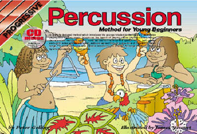 Young Beginner Percussion Method